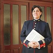 Aurore Tillac fait chanter l'armée