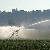 Les agriculteurs mécontents de la gestion des ressources en eau