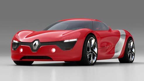Elle est rouge comme une Ferrari, charpentée comme une Corvette, possède un faux air d'Alfa Romeo de trois-quarts avant. (DR)
