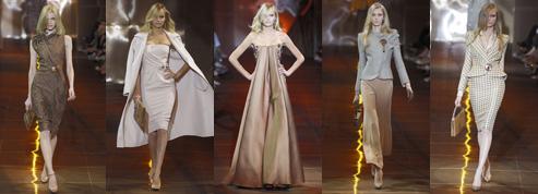 Le beige couture d'Armani