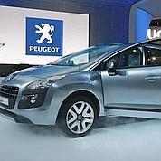 Peugeot : projet indien en vue