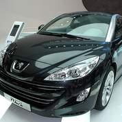 Peugeot : ventes semestrielles en hausse