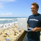Internet en vacances : conseils et pièges