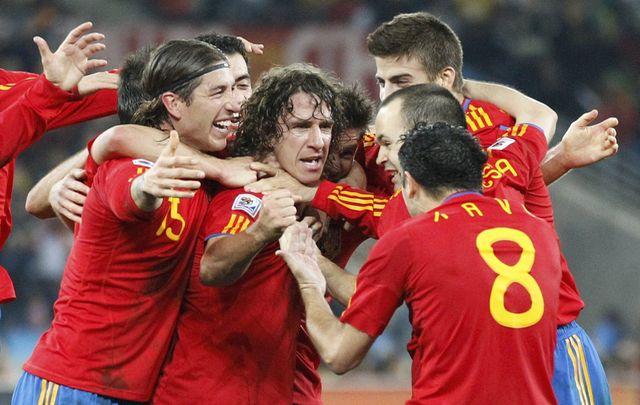 L'Espagne peut rêver