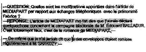 L'ex-comptable de Bettencourt dénonce «la romance de Mediapart»