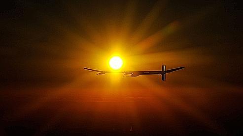Voyage au bout de la nuit pour le premier avion solaire