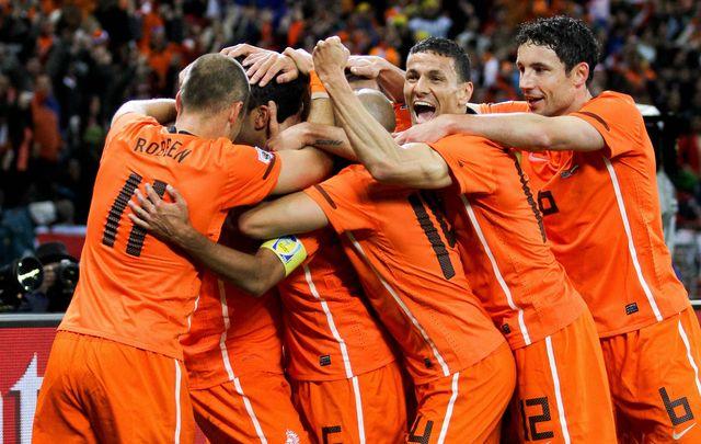 Les Pays-Bas doivent assurer leurs arrières