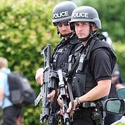 Traque en Grande-Bretagne: le fugitif est décédé