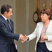 2012 : Aubry et Sarkozy à égalité à 26 %