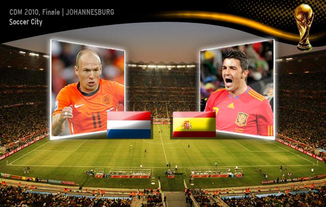 [US] [FS] Coupe du monde 2010 - Finale - Pays Bas - Espagne [TVRiP-FR]