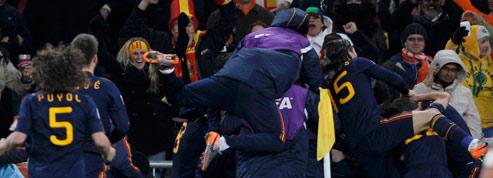 L'Espagne championne du monde  20100711PHOWWW00168