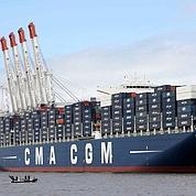 CMA CGM dévoile son géant des mers