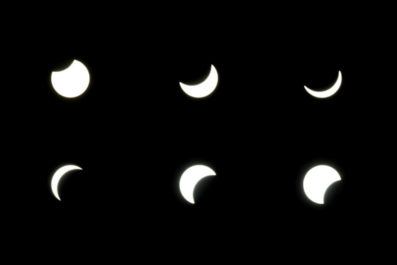 En tout, la septième éclipse totale du 21e siècle aura duré un peu plus de 5 minutes. Cet événement est une des rares occasions de pouvoir observer la couronne solaire, généralement masquée par la propre luminosité de notre étoile.
