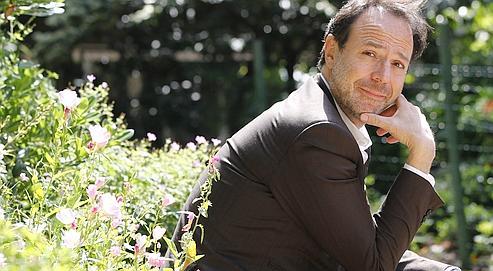 Marc Levy, chef d'entreprise devenu best-seller