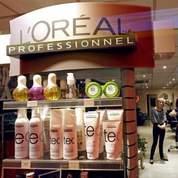 La croissance organique de L'Oréal ralentit