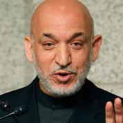 Karzaï tend la main à l'insurrection afghane