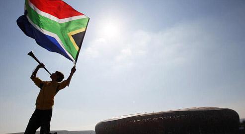 Les vuvuzelas se sont fait entendre jusqu'au bout de la Coupe du monde. (crédits photo AP)