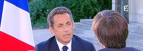 Sarkozy conseille à Woerth de renoncer à être trésorier de l'UMP
