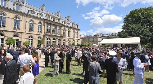 Une fête nationale sans garden-party à l'Élysée