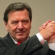 Gerhard Schröder, le pipeline du bonheur