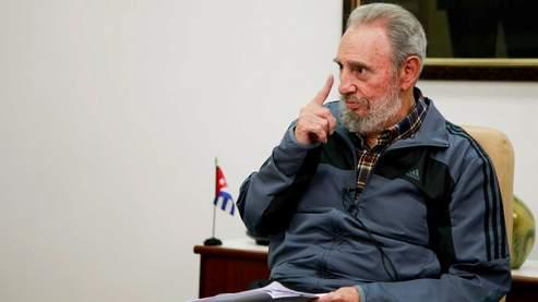 Dans une interview d'une heure, Fidel Castro a abordé la crise liée au programme nucléaire iranien.
