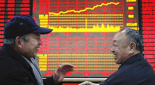 Selon un rapport publié au début du mois par le cabinet d'audit PriceWaterhouseCoopers (PWC), la Chine est en passe de devenir la première place mondiale pour les introductions, avec 74 milliards de dollars de capital à lever à Shanghaï et à Shenzhen.