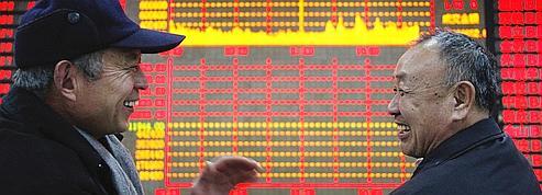 La Chine, troisième place boursière mondiale