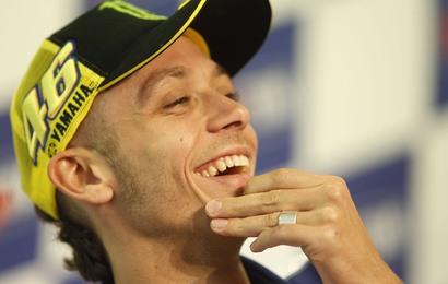 Rossi est déjà de retour