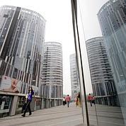 La croissance chinoise ralentit