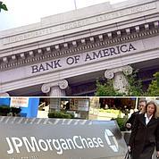 Citi et Bank of America peinent à se relancer