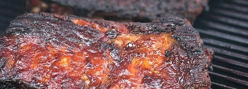 Du charbon pour barbecue fait à partir de bois toxique