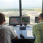 Une grève qui perturbe le trafic aérien