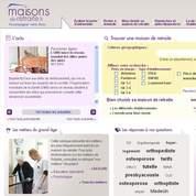 Un site pour choisir une maison de retraite