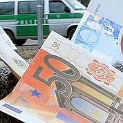 L'euro en nette hausse face au dollar