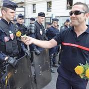 A Nice, des heurts entre pompiers et policiers