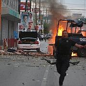 Mexique: la «guerre des narcos» fait 60 morts