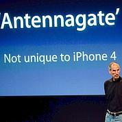iPhone 4 : Apple irrite ses concurrents
