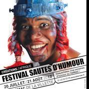 Sautes d'humour : le rire africain s'empare de la Villette