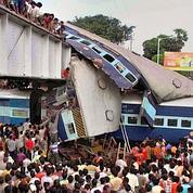Inde : 61 morts dans une collision ferroviaire