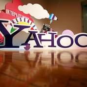 Yahoo: le chiffre d'affaires déçoit