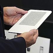 Le livre électronique rivalise avec l'imprimé