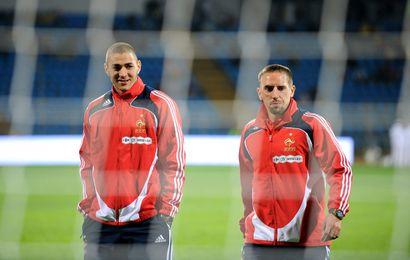 Benzema et Ribéry devant le juge
