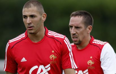 Ribéry et Benzema mis en examen