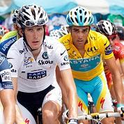 Schleck-Contador et les grands duels du Tour