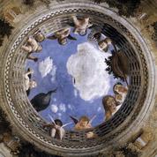Mantegna discret dans la «Chambre des époux»