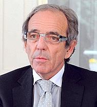 Albert Dupuy, actuel préfet de l'Isère.