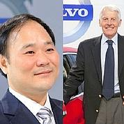 Shufu et Olsson, le duo sino-suédois de Volvo