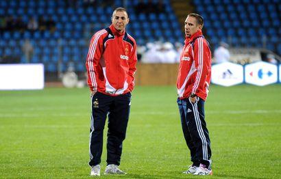 Ribéry et Benzema ne sont pas seuls