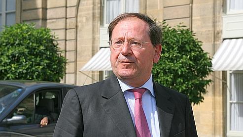 Hervé Novelli, secrétaire d'Etat aux PME, au commerce et à l'artisanat. Crédit photo : le Figaro.