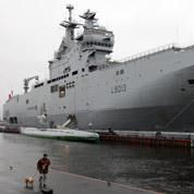Deux Mistral construits pour la Russie